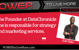 Soti Coker is the founder of DataChronicle where he is responsible for strategy and marketing services